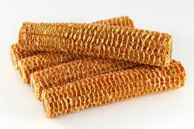 Rafles de maïs isolant maison coproduit