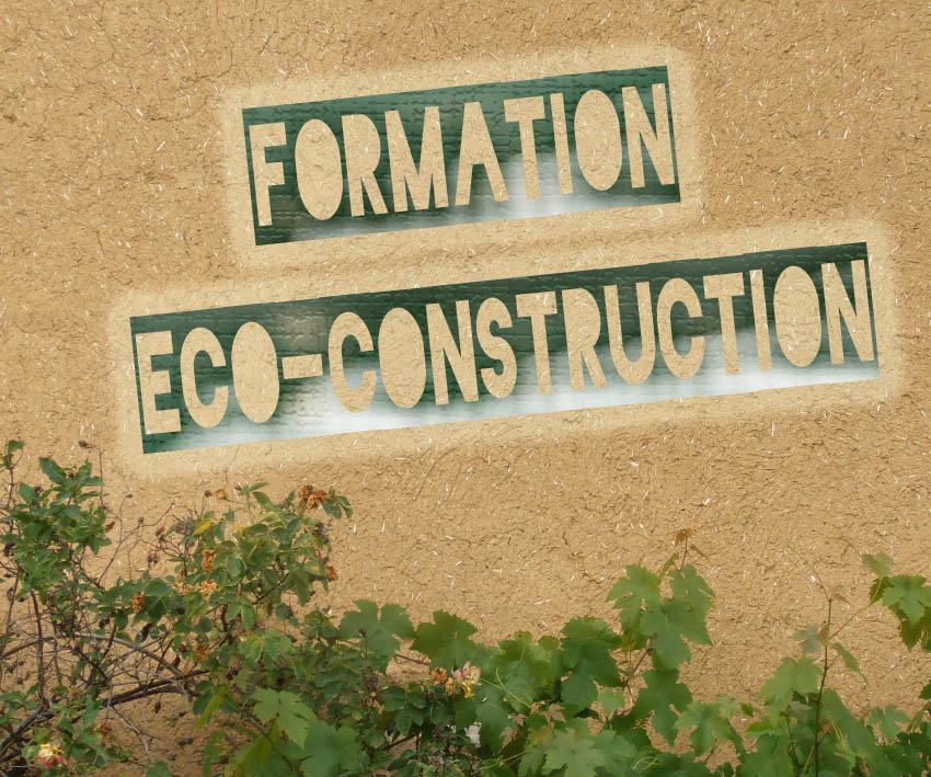 Formation éco-construction