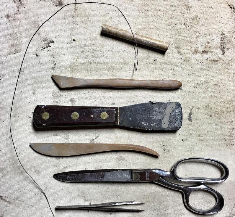 outils enduits