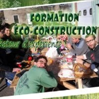 Formation éco-construction .