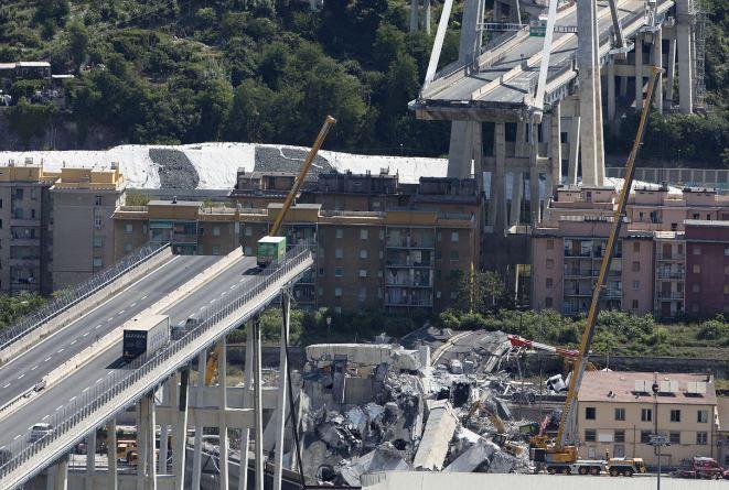 beton romain et ponts actuels